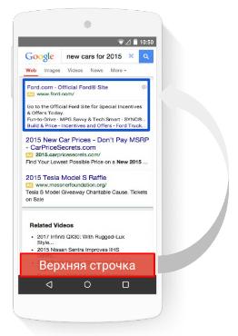 Повышение эффективности поисковой рекламы с помощью списков ремаркетинга